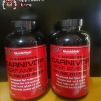 Amino Beef Carnivor 300 tablets MUSCLEMEDS