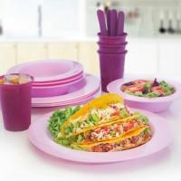 Jual Amethyst Microwaveable Dining Set Murah