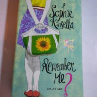 NOVEL REMEMBER ME ? (SHOPHIE KINSELLA)