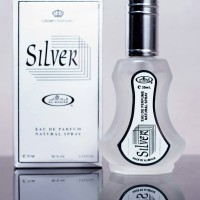 Parfum Al Rehab Silver spray 35 ml identik Creed Silver Mountain Water