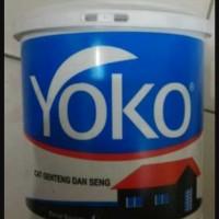 Cat Genteng YOKO 4KG KHUSUS GOJEK