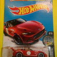 Hot wheels 15 mazda mx-5 miata