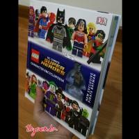 BUKU LEGO DC COMICS SUPER HEROES CHARACTER ENCYCLOPEDIA PIRATE BATMAN