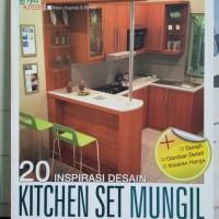 Inspirasi Desain Kitchen Set Mungil