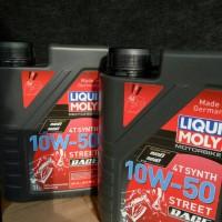 Oli LIQUI MOLY Full Synt 10w-50