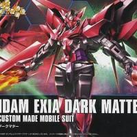 Bandai Original HG 1/144 Gundam Exia Dark Matter