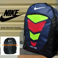 Tas Ransel Nike Max Air Dongker Rasta