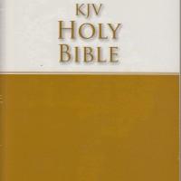 KJV Holy Bible Alkitab Bahasa Inggris - King James Version
