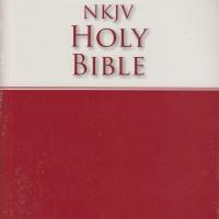 NKJV Holy Bible Alkitab Bahasa Inggris - New King James Version