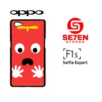 Casing HP Oppo F1s (A59) Wallpaper Plus Custom Hardcase Cover