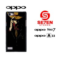 Casing HP Oppo Neo 7 (A33) monkey luffy one piece Custom Hardcase Cove
