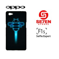 Casing HP Oppo F1S Android fly Custom Hardcase Cover
