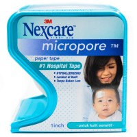 Nexcare 3M Micropore 0.5 Inch Original Packing Nexcare 3M