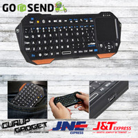 harga Bluetooth Keyboard Mini Multifungsi Touchpad & Mouse Qq - Omky0ibk Tokopedia.com