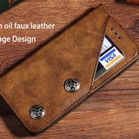 Premium Vintage Leather Case Samsung galaxy S8 Plus