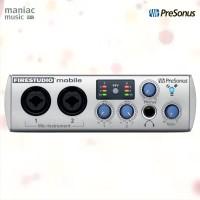 Presonus FireStudio Mobile (Soundcard Rekaman FireWire, Premium, MIDI)