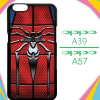 Casing HP OPPO A39 | A57 spiderman Logo Z3687 Custom Case Cover