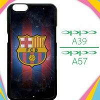 Casing HP OPPO A39 | A57 barcelona logo galaxy Z4349 Custom Case Cover