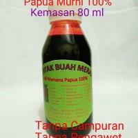 Jual Minyak Sari BUAH MERAH Papua Tanpa Campuran 100% Murah