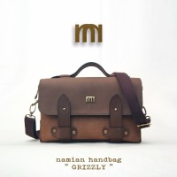 Handbag Multifungsi Namian Grizzly