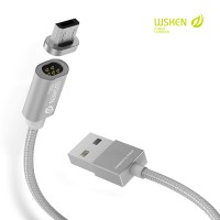 Jual WSKEN X-Cable Mini 2 Magnetic Charging Cable Micro USB Murah