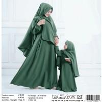 MK Khadeja / Couple Keluarga / Baju Couple Keluarga / Couple Ibu Anak