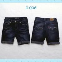 celana jeans levis hot pants short anak perempuan II Edisi Murah