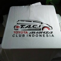 Baju/T-Shirt/Polo Shirt/Toyota Avanza Club Indonesia
