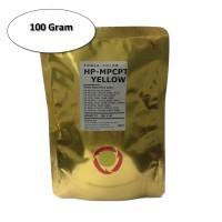 Serbuk Toner Laserjet HP 1025 YELLOW 100 Gram