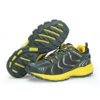 Jual Sepatu Running KETA 193 Grey Yellow /Jogging/Running/Outdoo Murah