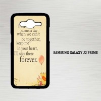 Casing Hp Samsung Galaxy J2 Prime Winnie The Pooh Quotes X4507