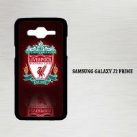 Casing Hp Samsung Galaxy J2 Prime Liverpool FC X4268