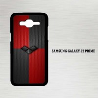 Casing Hp Samsung Galaxy J2 Prime Harley Quinn Black Diamonds X4403