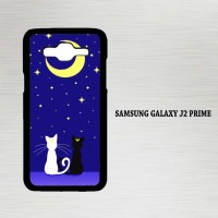 Casing Hp Samsung Galaxy J2 Prime sailor moon lun X4381