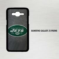 Casing Hp Samsung Galaxy J2 Prime New York Jets NFL Football  X4524