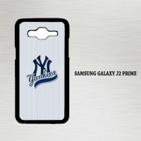 Casing Hp Samsung Galaxy J2 Prime New York Yankees X4405