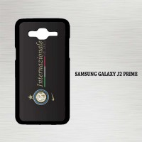 Casing Hp Samsung Galaxy J2 Prime Inter Milan Logo X4585