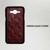 Casing Hp Samsung Galaxy J2 Prime Louis Vuitton Monogram X4432