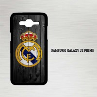 Casing Hp Samsung Galaxy J2 Prime Real Madrid FC X4260