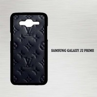 Casing Hp Samsung Galaxy J2 Prime Louis Vuitton black X4441