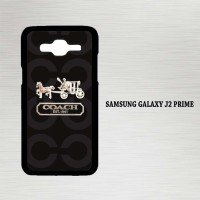 Casing Hp Samsung Galaxy J2 Prime Coach Bag Logo X4194