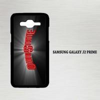 Casing Hp Samsung Galaxy J2 Prime Ohio State Buckeyes  X4453