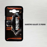 Casing Hp Samsung Galaxy J2 Prime Call of Duty Black Ops 3  X4464