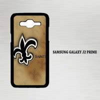 Casing Hp Samsung Galaxy J2 Prime New Orleans Saints NFL  X4449