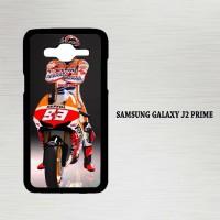 Casing Hp Samsung Galaxy J2 Prime Honda Repsol Marquez X4582