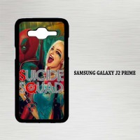 Casing Hp Samsung Galaxy J2 Prime New Suicide Squad X4247