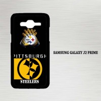Casing Hp Samsung Galaxy J2 Prime Pittsburgh Steelers New X4264