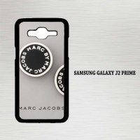 Casing Hp Samsung Galaxy J2 Prime Marc Jacobs Logo X4230