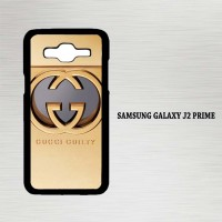 Casing Hp Samsung Galaxy J2 Prime Gucci Guilty gold X4430