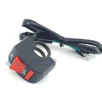 Harga saklar lampu stang sepeda motor on off universal motorcycle switch | WIKIPRICE INDONESIA